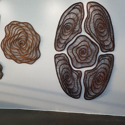 Mandala Ovale 210cm
