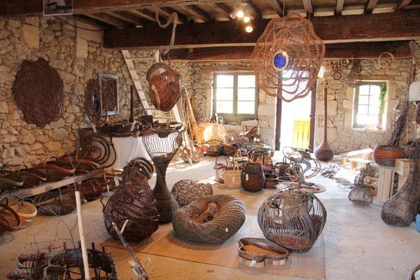 L'Atelier à L'Oseraie de l'île