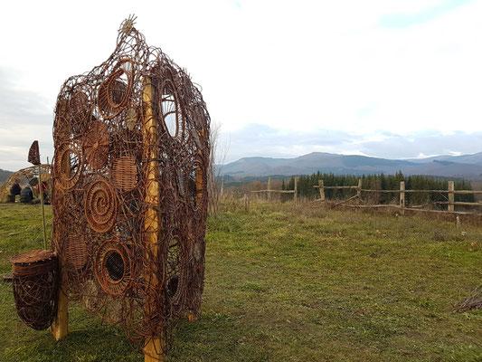 projet collectif a GARION -Ozaeta (Pays Basque Espagnol)