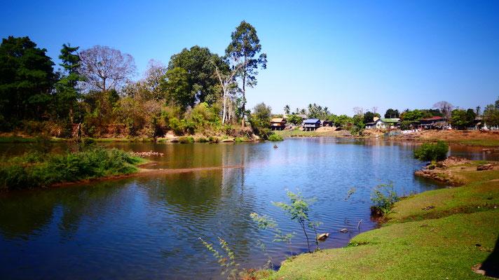 La rivière Tat Lo