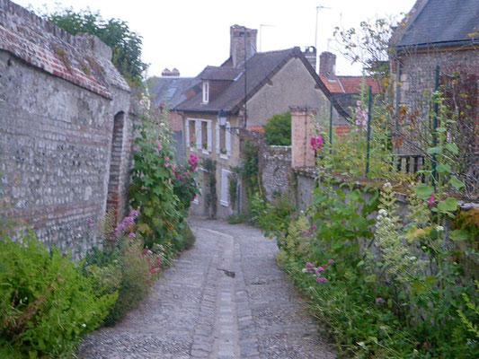 Village Médiéval : St Valéry sur Somme