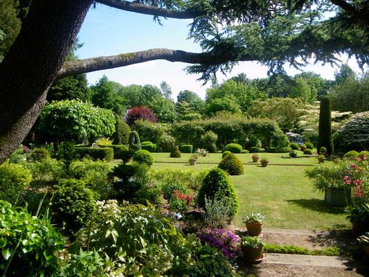 Jardin de La Tribonnerie