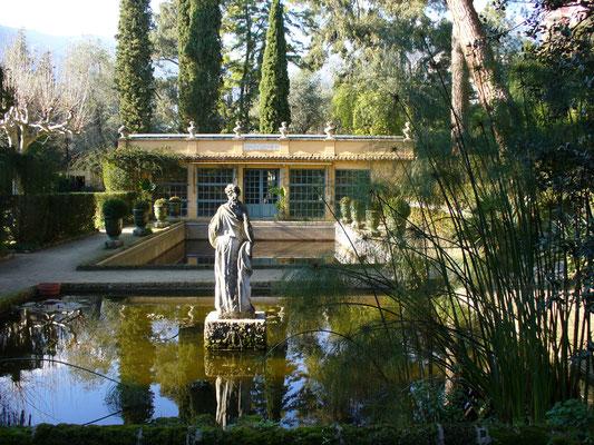 Menton - Jardin Serre de la Madone