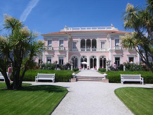 Villa Ephrussi de Rothschild - St Jean Cap Ferrat