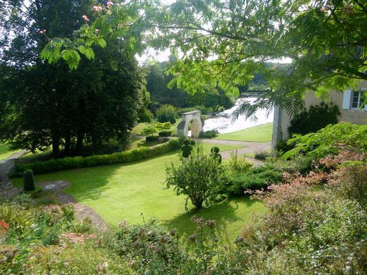 Le jardin du Plessis-Sasnières