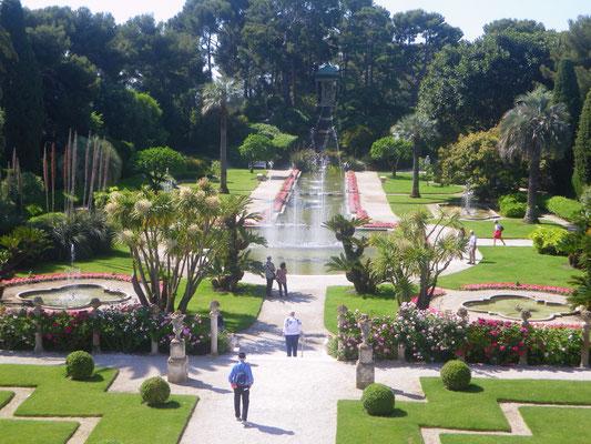 Villa E. de Rothschild