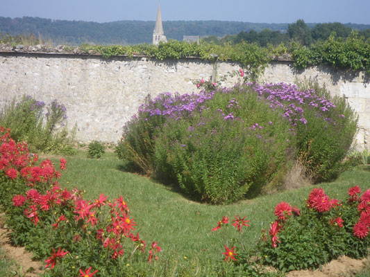 Jardin du Manoir de la Possonnière