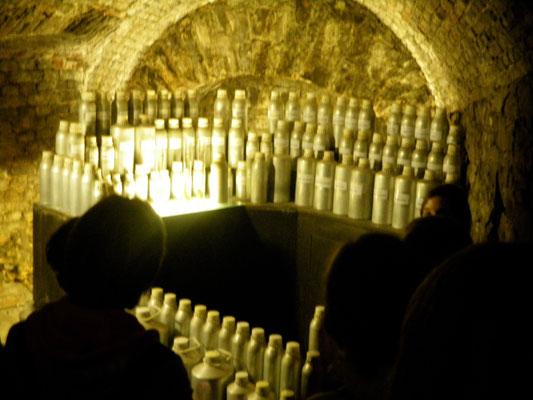 Parfumeur à la Citadelle de Namur