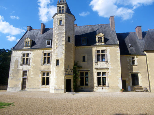 le Manoir de la Possonnière - Couture sur Loir