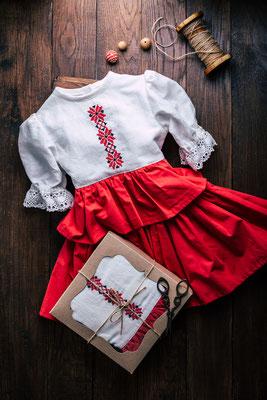 платье в русском стиле, платье для девочки,русское платье, русская одежда, детское платье