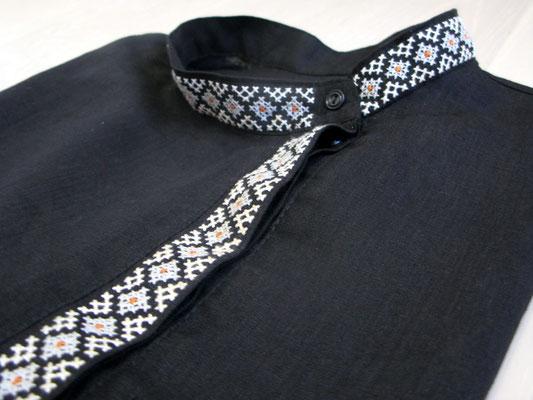 рубашка с вышивкой, ручная вышивка, косоворотка, купить