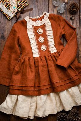 платье в русском стиле, bohemian dresses for girls