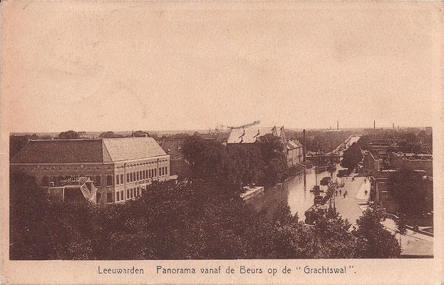 Ansichtkaart Gevangenis Leeuwarden A0099-a