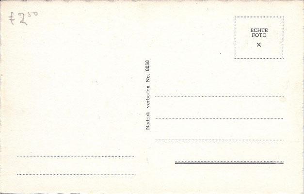 Ansichtkaart Gevangenis Leeuwarden A0032-b