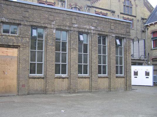Sloop en verbouw Blokhuispoort november 2015