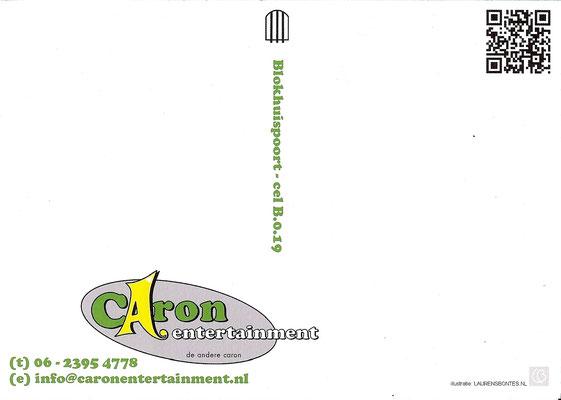 Ansichtkaart Gevangenis Leeuwarden A0136-b