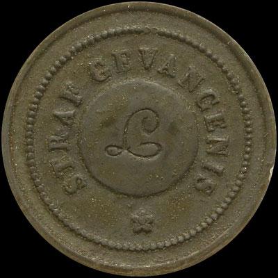 5 cent Strafgevangenis Leeuwarden