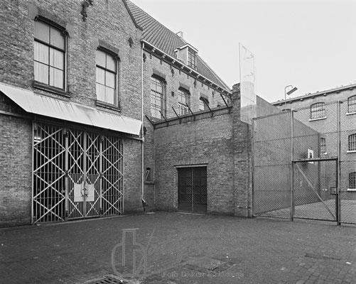 Huis van Bewaring eerste poort 1983