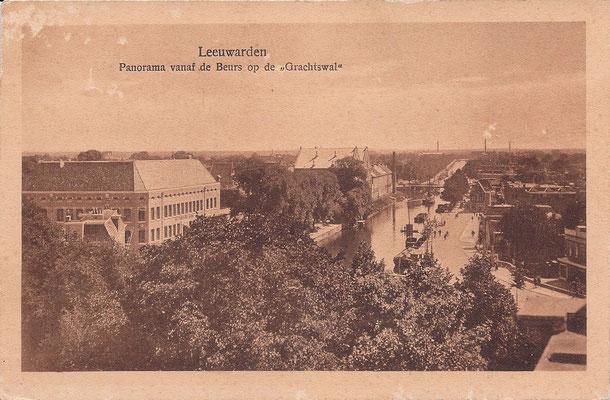Ansichtkaart Gevangenis Leeuwarden A0040-a