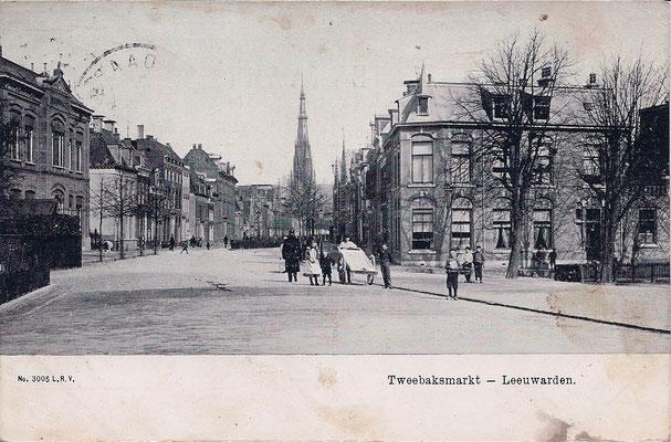 Ansichtkaart Gevangenis Leeuwarden A0068-a