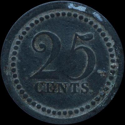 25 cent Strafgevangenis Leeuwarden
