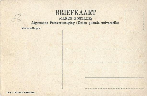 Ansichtkaart Gevangenis Leeuwarden A0151-b