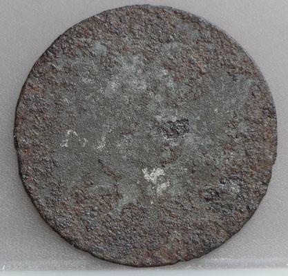 25 cent muntstuk van Huis van reclusie en tuchtiging Leeuwarden