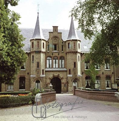 Blokhuisplein Bijzondere Strafgevangenis Huis van Bewaring 1955
