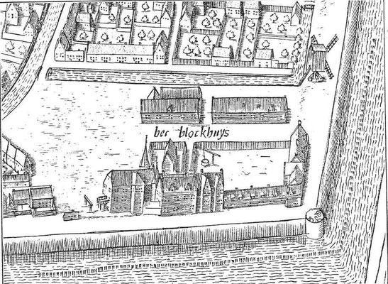 Huis van opsluiting en Tuchtiging (1661-1874)