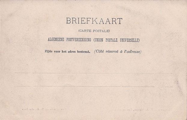 Ansichtkaart Gevangenis Leeuwarden A0003-b