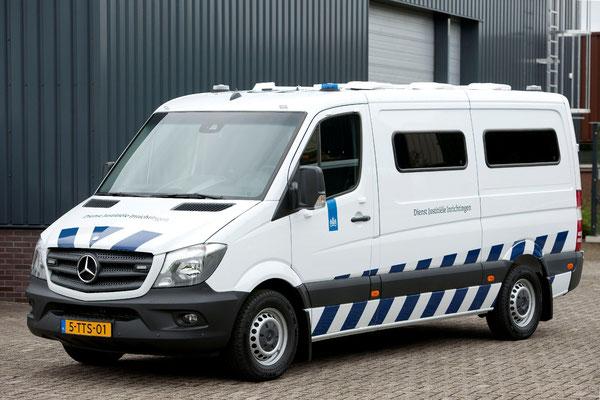 Arrestantenwagen  DV&O