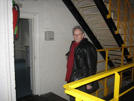 13-1-2009 Nico Frijda Huis van Bewaring Leeuwarden