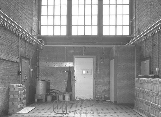 Huis van Bewaring achterdeur A vleugel 1962