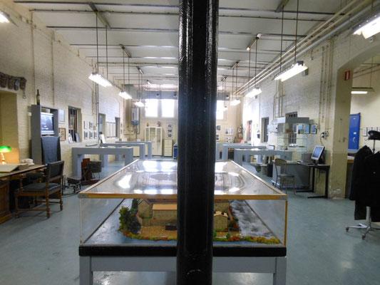 """1 Februari 2010 - juni 2012  Museum in """"DeBlokhuisPoort"""""""