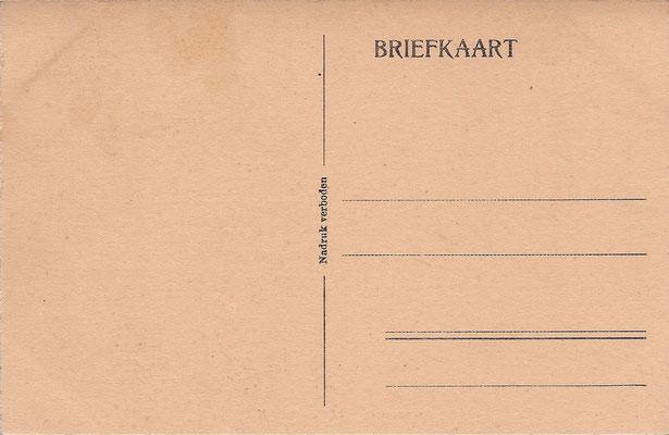 Ansichtkaart Gevangenis Leeuwarden A0004-b