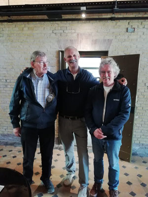 Hans de Ruiter, Hans Slagers en Willem Helfrich