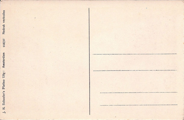 Ansichtkaart Gevangenis Leeuwarden A0104-b