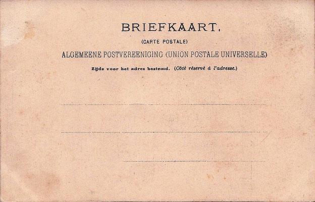 Ansichtkaart Gevangenis Leeuwarden A0002-b