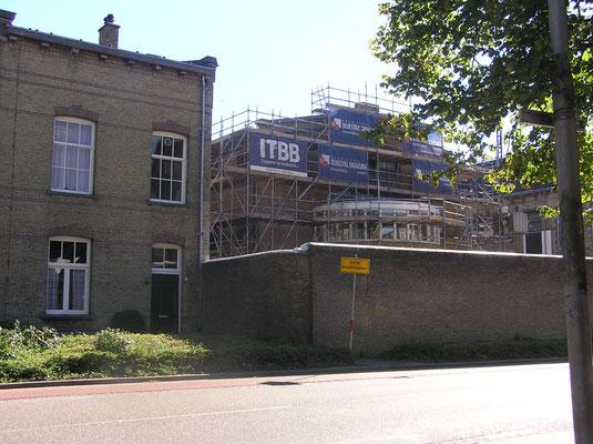 Verbouwing Blokhuispoort juni 2016