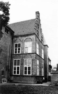 Achterhuis Kanselarij