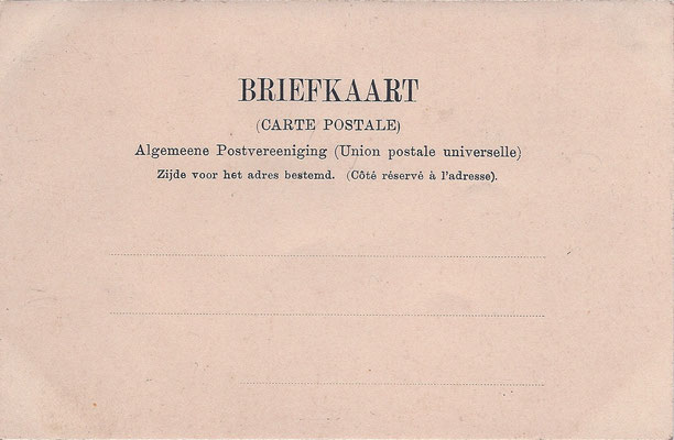 Ansichtkaart Gevangenis Leeuwarden A0011-b