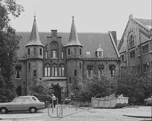 Blokhuisplein Huis van bewaring 1976