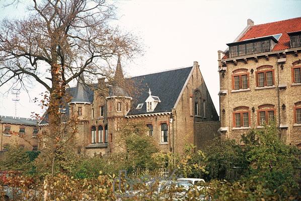 Blokhuisplein Huis van Bewaring alcovengebouw