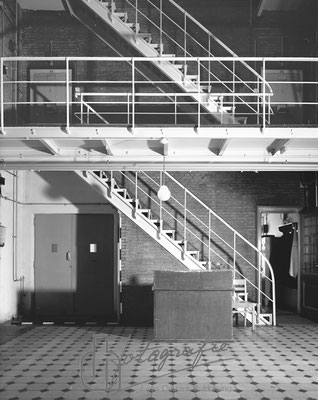 Huis van Bewaring A vleugel 1962