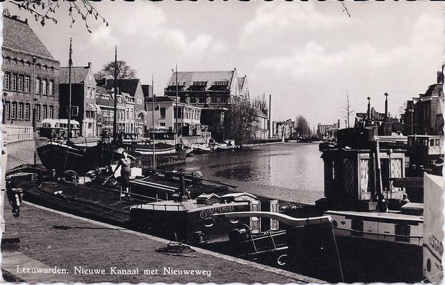 Ansichtkaart Gevangenis Leeuwarden A0085-a
