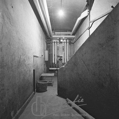 Huis van Bewaring kolenketels 1983