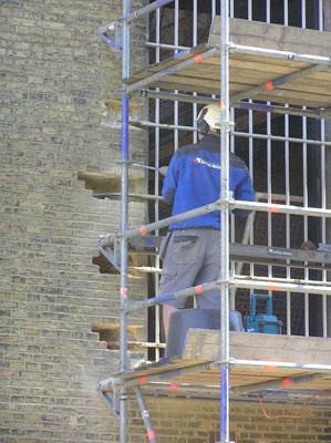 Verbouwing oktober 2016 blokhuispoort