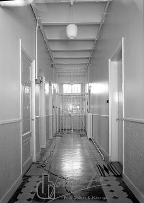 Huis van Bewaring gang portier 1962