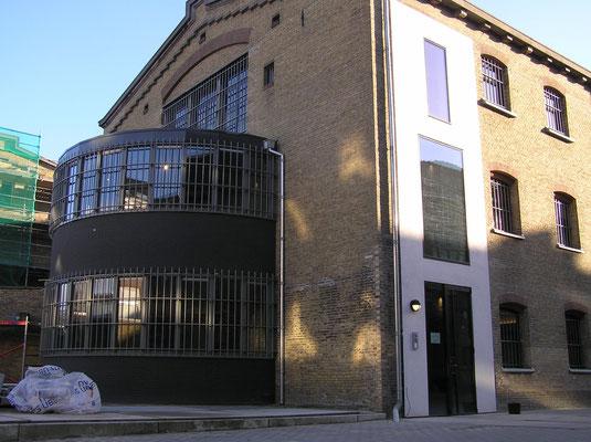Verbouwing Blokhuispoort jan 2017