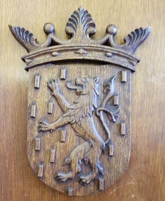 Wapenschildje provincie Brabant